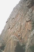Rock Climbing Photo: Massive unclimbed crags and walls such as this are...