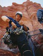 Rock Climbing Photo: The rack ! No Pitons