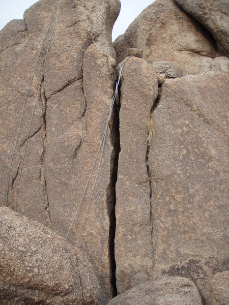 Rock Climbing Photo: Dinky