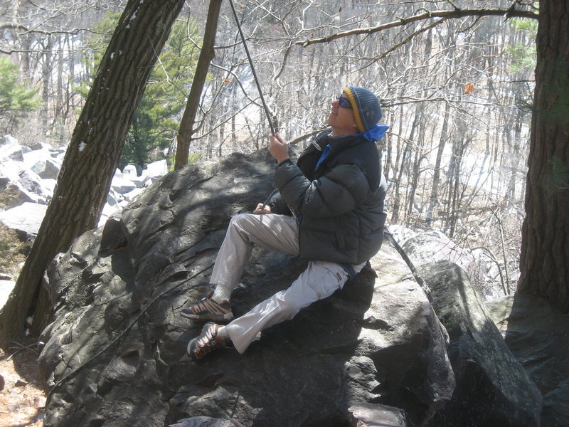 At one time I was the BEST BELAYER @ the Lake. (Self Proclaimed that is.) Perhaps this could be submitted to <br> Rock and Ice or some other climbing rag?<br> What a concept!  &quot;Top 10 Belayers at Backwater American Crags&quot;