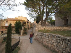 Rock Climbing Photo: The quaint village of Siurana.