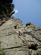 Rock Climbing Photo: Climbing Candy corner...A Blast!