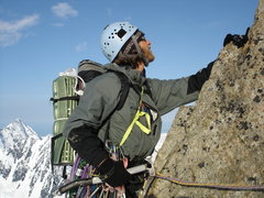 Rock Climbing Photo: Fairweather Range, AK