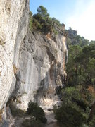 Rock Climbing Photo: The right side of L'Olla offers several classic mo...