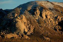 Rock Climbing Photo: Saddle Rocks