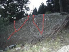 Rock Climbing Photo: The Tasty Slab.