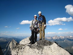 Rock Climbing Photo: Erik & Felix super stoked to be on the summit of S...