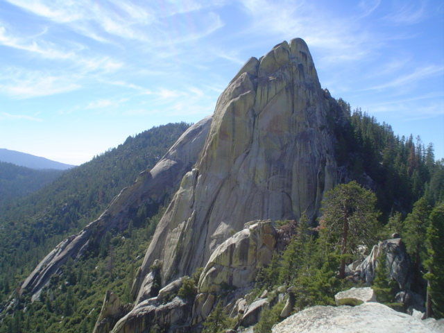 The South Face of Warlock Needle