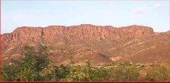 Rock Climbing Photo: Apache Leap-No Impact