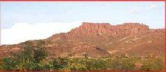Rock Climbing Photo: Apache Leap-GL Worst Case