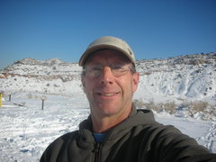 Rock Climbing Photo: Rick