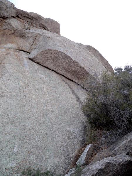 Rock Climbing Photo: P2 of Mutt