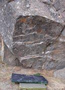 Rock Climbing Photo: Top Flite (V5)