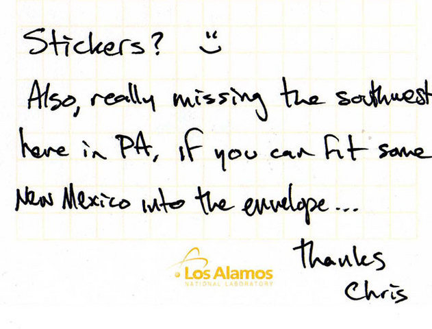 Rock Climbing Photo: sticker request