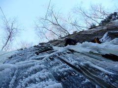 Rock Climbing Photo: Ice Fest 2009