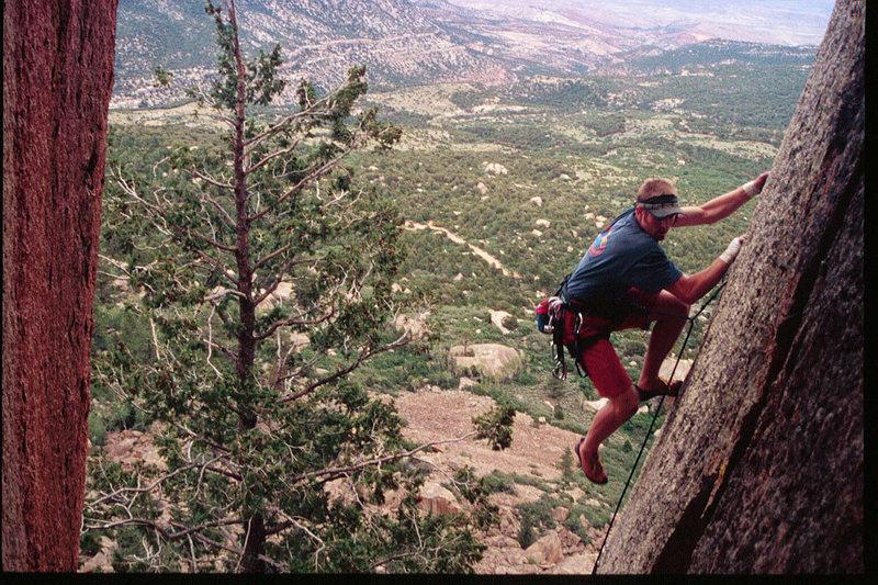 Rock Climbing Photo: Wedding Arete
