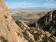 Rock Climbing Photo: The views from The Wasteland are fantastic! We had...