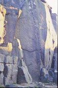 Rock Climbing Photo: Wellington Crack, Ilkley Quarry