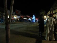 Rock Climbing Photo: The small town Christmas parade in Tombstone, AZ. ...