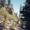 Devils Postpile National Monument, Sierra Eastside