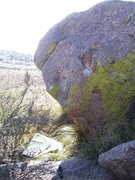 Rock Climbing Photo: Boulder B