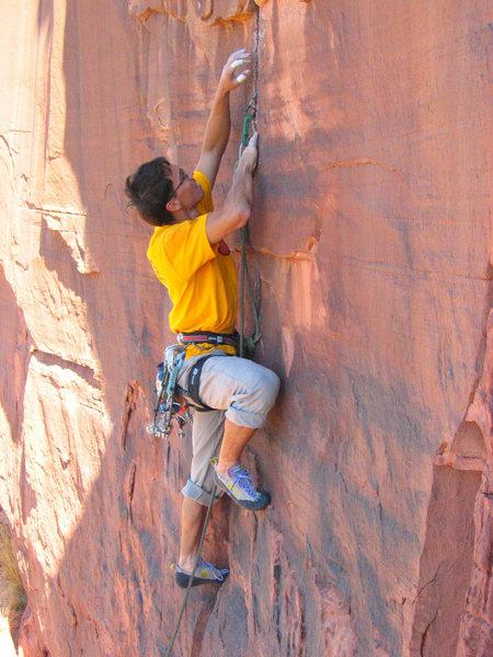 Rock Climbing Photo: Finger tape for ring locks