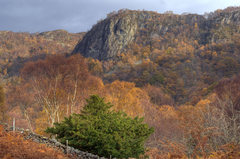 Rock Climbing Photo: Black Crag.Photo by Graham Sumner