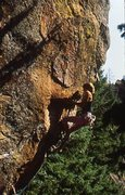 Rock Climbing Photo: Superfresh sequence #2.