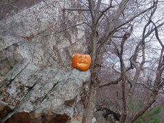 Rock Climbing Photo: Halloween