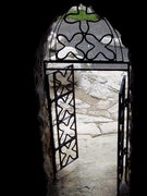 Rock Climbing Photo: front door....