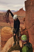 Rock Climbing Photo: Six Shooter rap