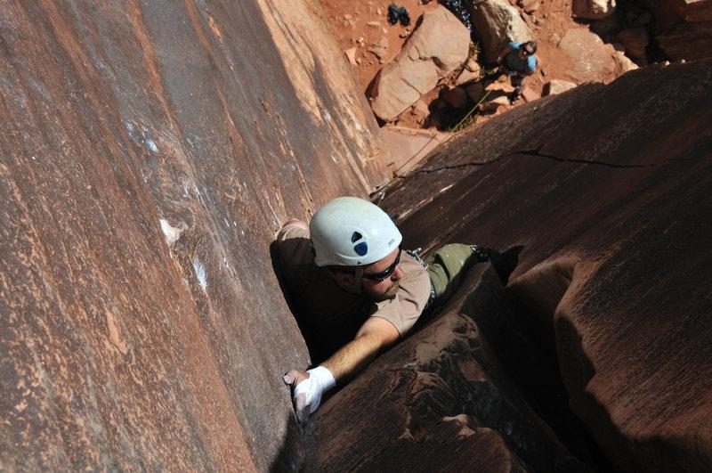 Rock Climbing Photo: Binou's