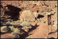 Rock Climbing Photo: The Wash Boulder