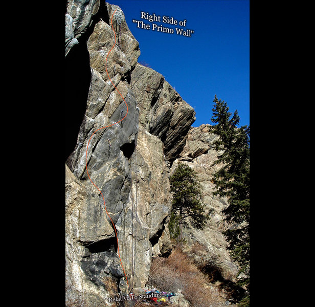 "Rock Climbing Photo: Photo beta for ""Relative To Standing"" on..."