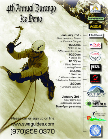 Durango Ice Demo