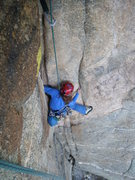 Rock Climbing Photo: Artemis Vendemmia.