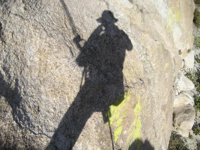 Rock Climbing Photo: hello my good people.