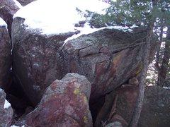 Rock Climbing Photo: Project....