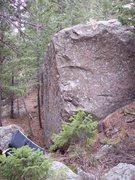 Rock Climbing Photo: Boom Boulder.