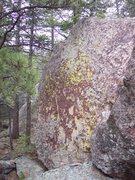 Rock Climbing Photo: Countin' Dimes.