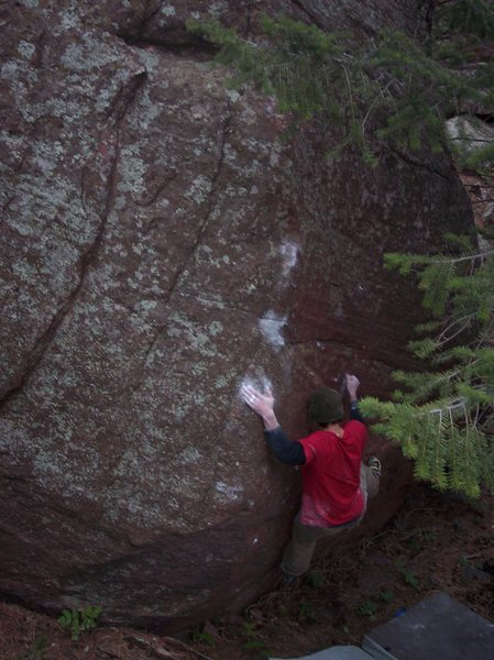 Rock Climbing Photo: Tyson H.