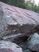 Rock Climbing Photo: Bloc Party.