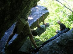 Rock Climbing Photo: Sawmill