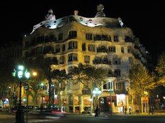 "Rock Climbing Photo: Gaudi's ""La Padrera"", Barcelona's second..."