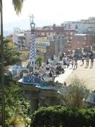 "Rock Climbing Photo: Gaudi's ""Park Guell"" is another must-see..."