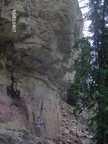 Rock Climbing Photo: Thunderhead