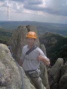 Rock Climbing Photo: My Dad
