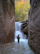 """Rock Climbing Photo: In the Narrows.  One of the coolest """"rest day..."""
