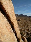 Rock Climbing Photo: Hidden Arch