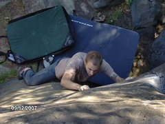 Rock Climbing Photo: Taylors